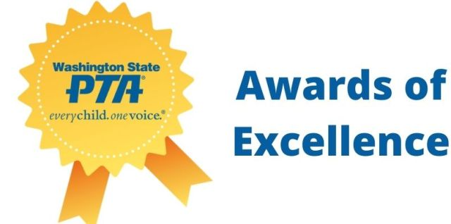WSPTA Awards of Excellence 2021