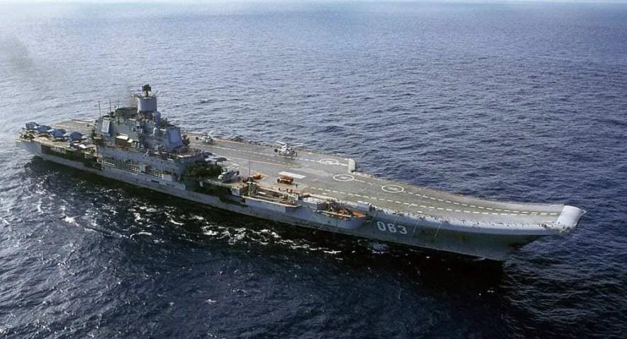 Harrier Carrier: Manutenção em alto mar  LWT Sistemas 1