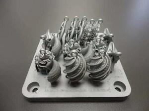Os Benefícios da impressão 3D de metal