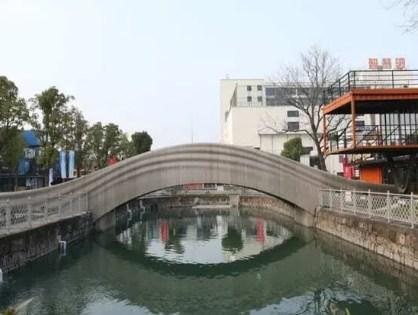 Na China maior ponte impressa em 3D do mundo é inaugurada