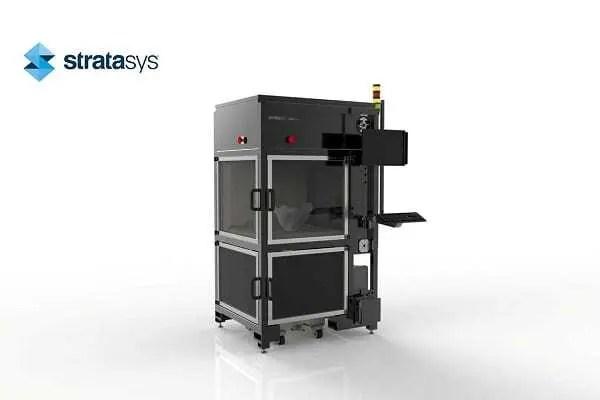 Stratasys inova impressão 3D de Estereolitografia tradicional com novo sistema configurável de larga escala
