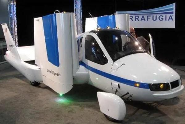 Conheça o carro voador da UBER