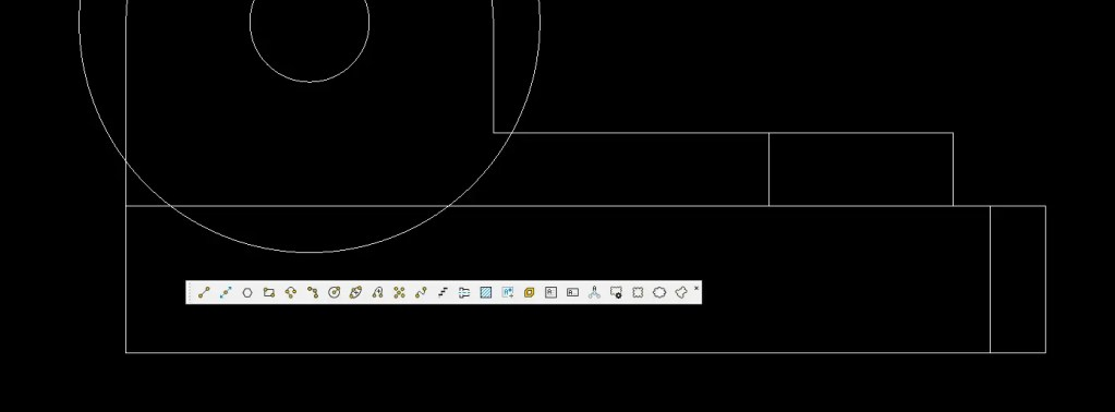 Draftsight editar arquivo DWG - 3