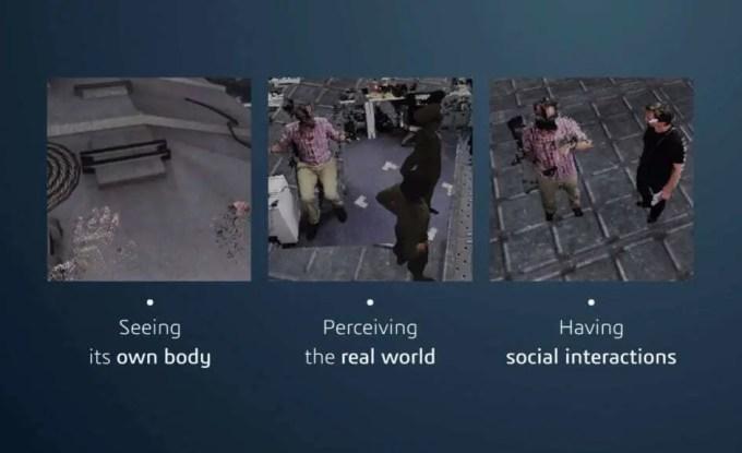 Não perca a visão em uso da realidade virtual