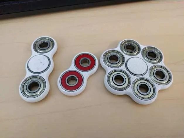 Como fazer um Hand Spinner com uma impressora 3D