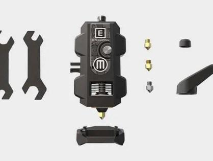 Conheça o novo MakerBot Labs Experimental Extruder
