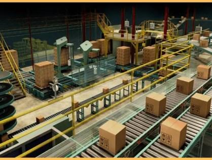 Conheça a fábrica do futuro que terá linha de produção virtual e real