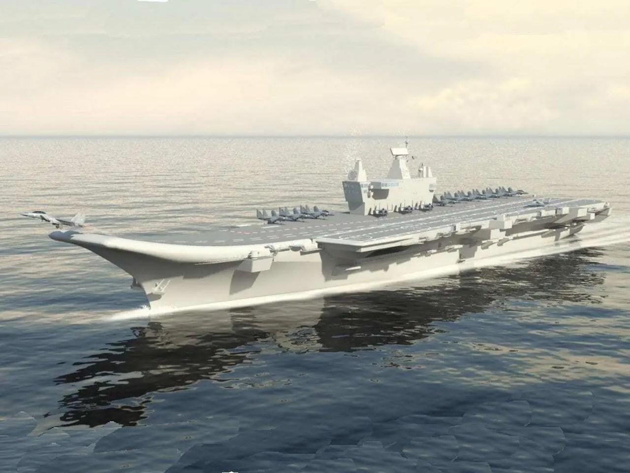 Harrier Carrier: Manutenção em alto mar |LWT Sistemas