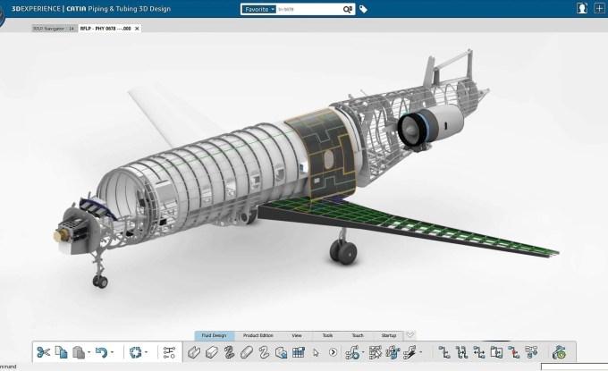 Dassault Systèmes e Boeing ampliam a parceria