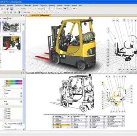 Documentação e Comunicação Técnica 3D