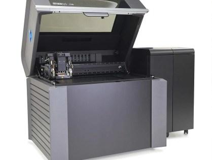 Impressora 3D Stratasys J735