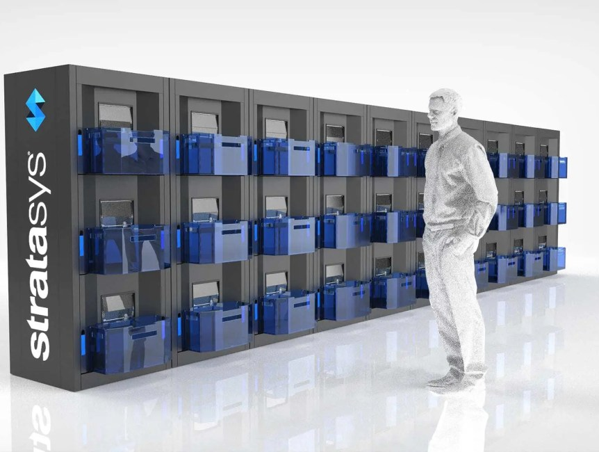 Stratasys apresenta nova plataforma de manufatura aditiva