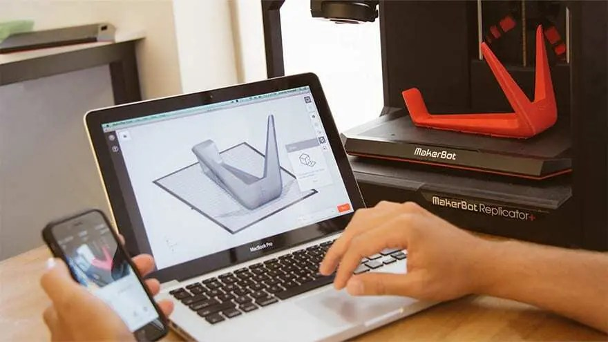 Os novos aplicativos da MakerBot   LWT Sistemas