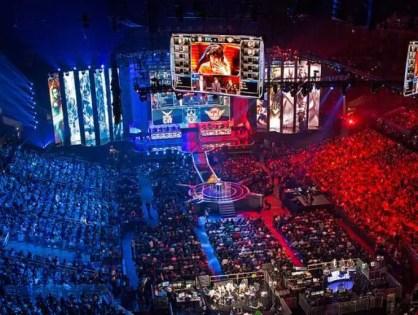 eSports: A modalidade que está invadindo as arenas esportivas