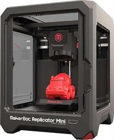 Promoção MakerBot mini