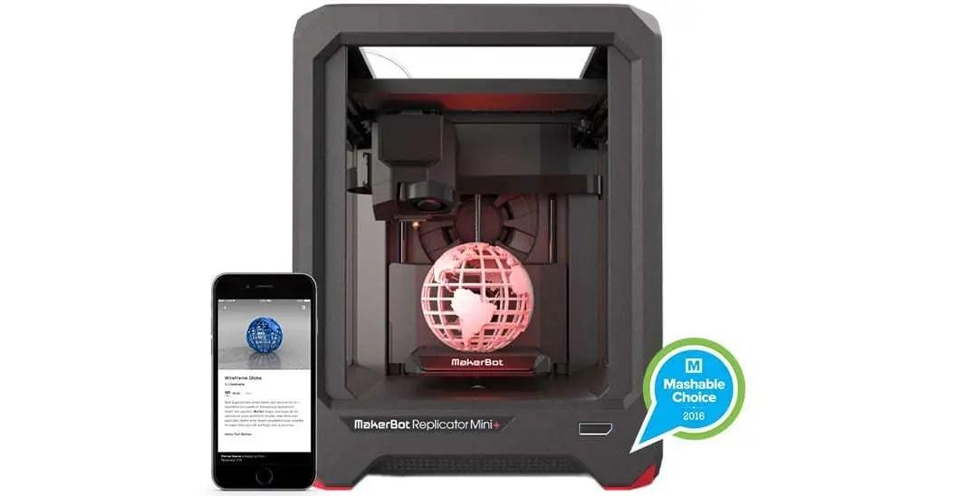 Impressora 3D MakerBot Replicator Mini+