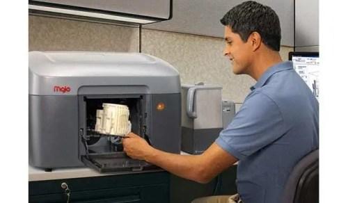 Impressora 3D Stratasys Mojo | FDM 2