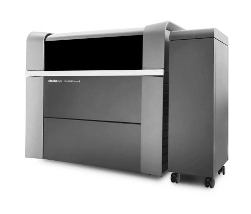 Impressoras 3D Stratasys Objet350 e Objet500 Connex3 1