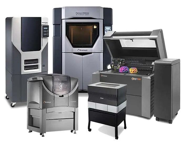 Impressoras 3D Stratasys