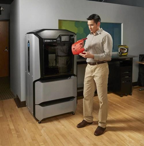 Impressoras 3D Stratasys Serie F123 - F170, F270 e F370 | FDM 1