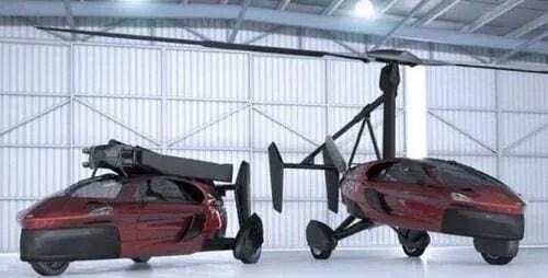 Conheça o primeiro carro voador a ser fabricado em série