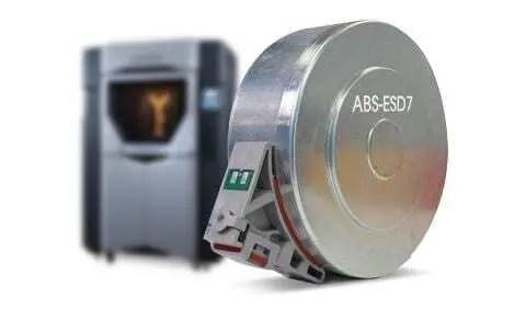 Material de Impressão 3D Stratasys