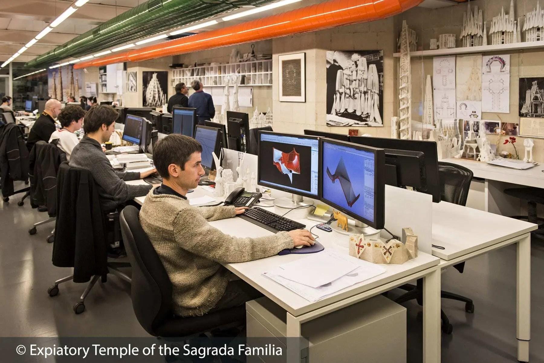 A Sagrada Família: a Magics encontra o Modernismo 1