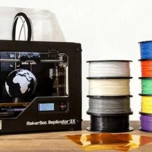 Promoção da MakerBot Mini