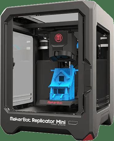 Impressora 3D MakerBot Replicator Mini