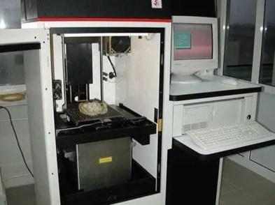 Primeira Impressora 3D SLA-250
