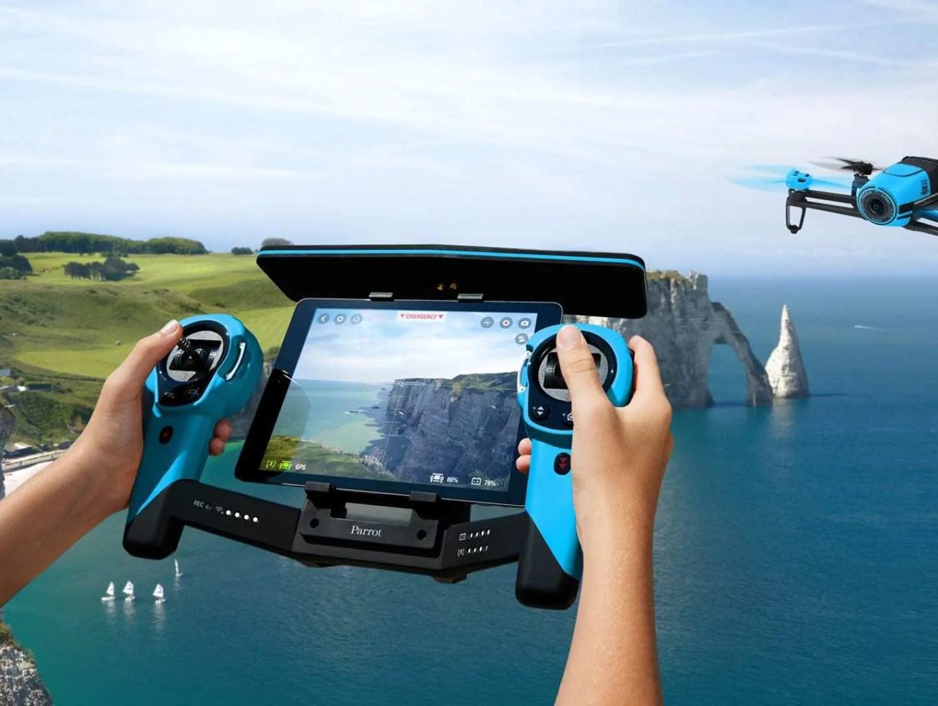 Tecnologia -  A utilização dos Drones no cotidiano