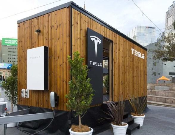 Conheça a Tiny House da Tesla: a casa 100% sustentável