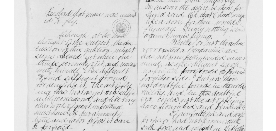 Library of Congress Seeks Help to Transcribe Women's Suffrage Papers