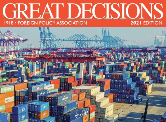 Great Decisions Book Club