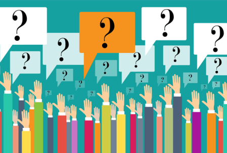 compare candidates by asking questions