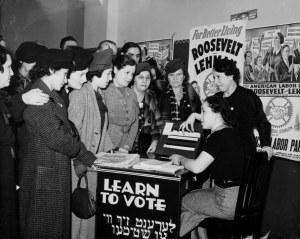 LWV United States women vote