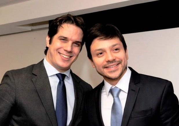 Andre Mendes y Daniel Vergna