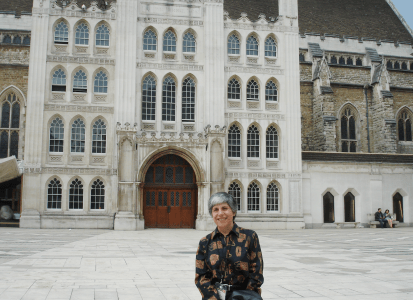 Guildhall, antiguo centro del poder de la Ciudad de Londres.