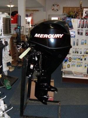 25 HP Mercury Outboard Parts
