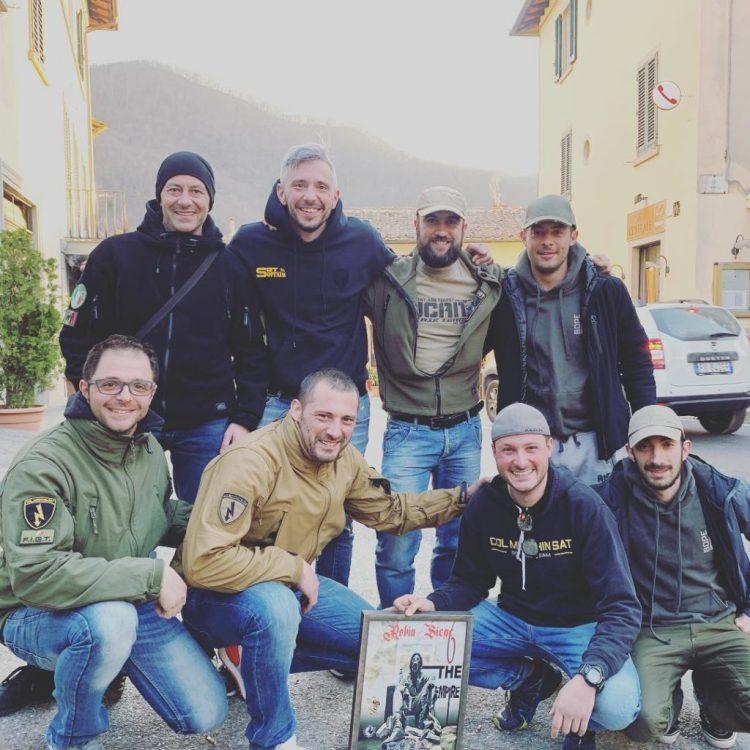 Premiazione prima tappa italian shake tf-cram