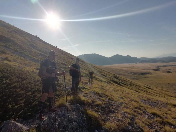 Attività: Escursione Lycan sul Gran Sasso D'Abruzzo