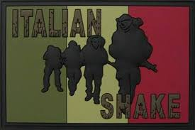 Patch Italian Shake