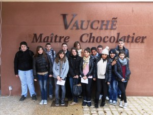 Visite de l'entreprise Max VAUCHE (41 - BRACIEUX)