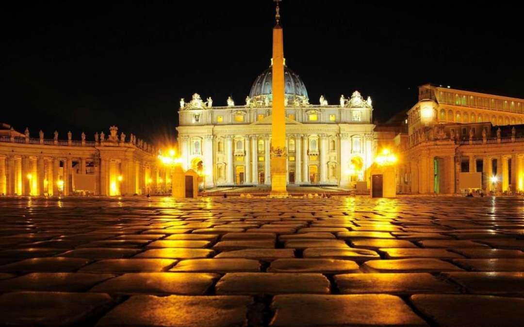Des élèves du lycée en pèlerinage à Rome