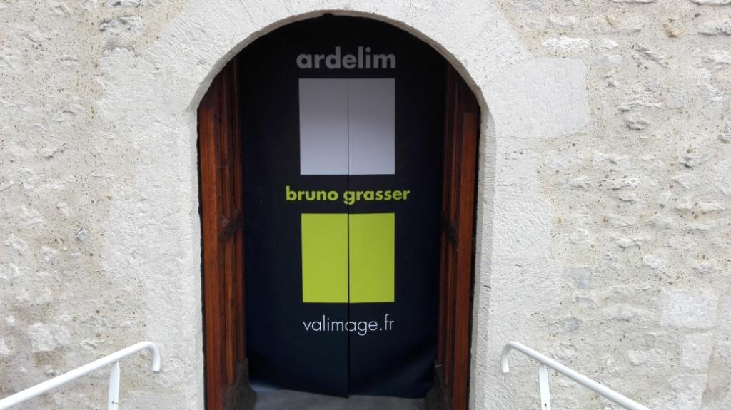 02-05-2017 : Visite de l'exposition de Bruno GRASSER