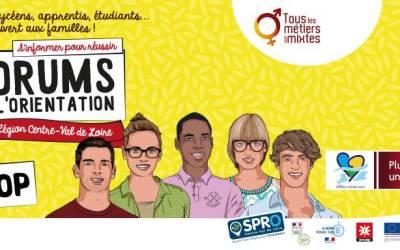 11-01 au 13-01-2018 : Le lycée de l'Abbaye s'expose au FORUM DE L'ORIENTATION