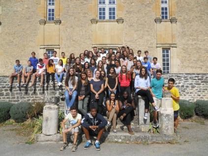 Classe 2nde - Rentrée 2015
