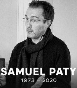 Read more about the article Message de Monsieur Bonsergent Proviseur du lycée en mémoire de notre collègue Samuel Paty