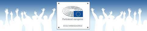 Read more about the article Le lycée reçoit le label « École ambassadrice du Parlement européen »
