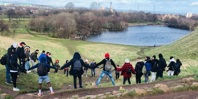 Voyage scolaire à Edimbourg pour la section Européenne STMG